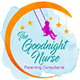 The Goodnight Nurse Retina Logo